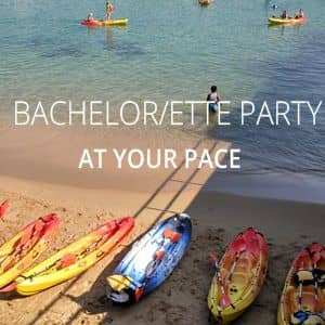 bachelor party at your pace